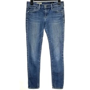 AG THE Stilt Cigarette Leg Skinny Ankle Jeans
